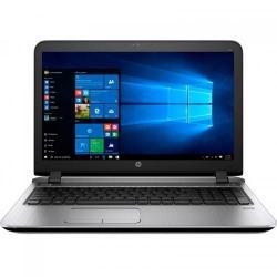 Laptop HP Probook 450 G3, Intel Core i3-6100U, 15.6inch, RAM 4GB, HDD 500GB, Intel HD Graphics 520, Windows 7 Pro + Windows 10 Pro, Dark Ash Silver