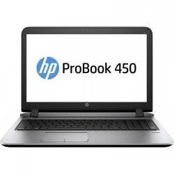 Laptop HP Probook 450 G3, Intel Core i5-6200U, 15.6inch, RAM 8GB, HDD 1TB, Intel HD Graphics 520, Free Dos, Black-Silver