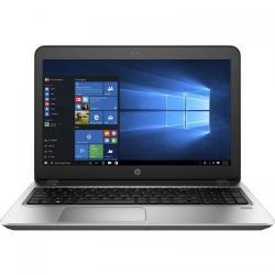 Laptop HP Probook 450 G4, Intel Core i5-7200U, 15.6inch, RAM 8GB, HDD 500GB, Intel HD Graphics 620, Windows 10 Pro, Silver + MS Office Home&Business 2016 + Geanta inclusa