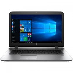 Laptop HP ProBook 470 G3, Intel Core i7-6500U, 17.3inch, RAM 8GB, HDD 1TB, AMD Radeon R7 M340 2GB, Windows 10, Grey