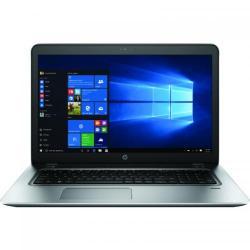 Laptop HP ProBook 470 G4, Intel Core i7-7500U, 17.3inch, RAM 8GB, HDD 1TB, nVidia GeForce 930MX 2GB, Windows 10 Pro, Dark Ash Silver