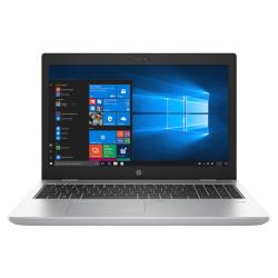 Laptop HP ProBook 650 G4, Intel Core i5-8250U, 15.6inch Touch, RAM 16GB, SSD 256GB, Intel UHD Graphics 620, Windows 10 Pro, Silver