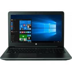 Laptop HP ZBook 15 G4, Intel Core i7-7700, 15.6inch, RAM 16GB, HDD 1TB + SSD 256GB, nVidia Quadro M2200 4GB, Windows 10 Pro, Dark Ash