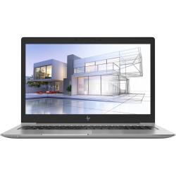 Laptop HP ZBook 15u G5, Intel Core i7-8550U, 15.6inch, RAM 16GB, SSD 512GB, AMD Radeon Pro WX 3100 2GB, Windows 10 Pro, Silver