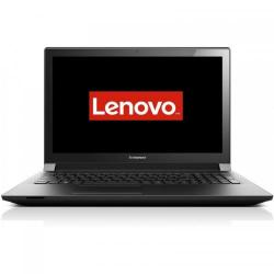 Laptop Lenovo B50-80, Intel Core i3-5005U, 15.6inch, RAM 4GB, HDD 1TB, Intel HD Graphics 5500, Free Dos, Black