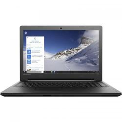 Laptop Lenovo IdeaPad 100 BD, Intel Core i5-4288U, 15.6inch, RAM 8GB, HDD 1TB, Intel Iris Graphics 5100, Windows 10, Black