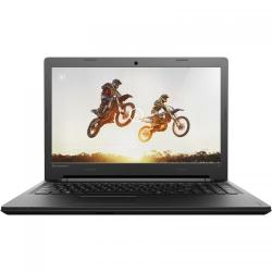 Laptop Lenovo IdeaPad 100 BD, Intel Core i5-4288U, 15.6inch, RAM 8GB, SSD 256GB, Intel Iris Graphics 5100, Free Dos, Black