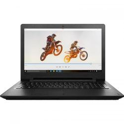 Laptop Lenovo IdeaPad 110-15IBR, Intel Pentium Quad Core N3710, 15.6inch, RAM 4GB, HDD 500GB, Intel HD Graphics 405, Free Dos, Black