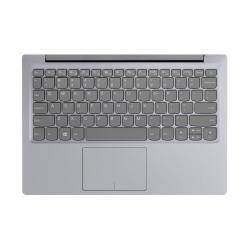 Laptop Lenovo IdeaPad 120S-11IAP, Intel Celeron Dual Core N3350, 11.6inch, RAM 4GB, eMMC 32GB, Intel HD Graphics 500, Windows 10, Mineral Grey