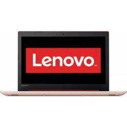 Laptop Lenovo IdeaPad 320-15IAP, Intel Celeron N3450 Quad Core, 15.6inch, RAM 4GB, HDD, 500GB, Intel HD Graphics 500, Free Dos, Red