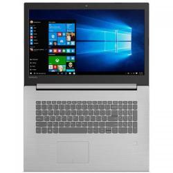 Laptop Lenovo IdeaPad 320-17IKB, Intel Core i3-6006U, 17.3inch, RAM 4GB, HDD 1TB, Intel HD Graphics 520, Free Dos, Platinum Grey