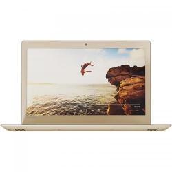 Laptop Lenovo IdeaPad 520-15IKB, Intel Core i5-8250U, 15.6inch, RAM 8GB, HDD 2TB, nVidia Geforce MX150 4GB, Free Dos, Gold