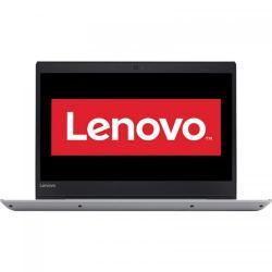 Laptop Lenovo IdeaPad 520S IKBR, Intel Core i7-8550U, 14inch, RAM 8GB, SSD 512GB, nVidia GeForce 940MX 2GB, FreeDos, Mineral Gray