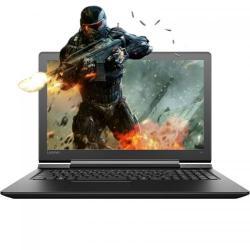 Laptop Lenovo IdeaPad 700-15ISK, Intel Core i7-6700HQ, 15.6inch, RAM 8GB, HDD 500GB + SSD 256GB, nVidia GeForce GTX 950M 4GB, Free Dos, Black