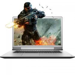 Laptop Lenovo IdeaPad 700, Intel Core i7-6700HQ, 17.3inch, RAM 8GB, HDD 1TB, nVidia GeForce GTX 950M 4GB, Free Dos, Black
