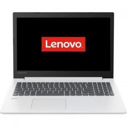 Laptop Lenovo IdeaPad IP330-15IKBR, Intel Core i3-7020U, 15.6inch, RAM 6GB, SSD 256GB, Intel HD Graphics 620, FreeDos, Blizzard White
