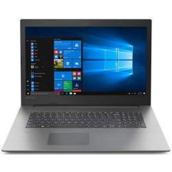 Laptop Lenovo IdeaPad IP330-17ICH, Intel Core i5-8300H, 17.3inch, RAM 4GB, HDD 1TB, nVidia GeForce GTX 1050 2GB, Free DOS, Black