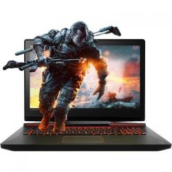 Laptop Lenovo IdeaPad Y910, Intel Core i7-6820HK, 17.3inch, RAM 32GB, HDD 1TB + SSD 2x 512GB, nVidia GeForce GTX 1070M 8GB, Windows 10, Black