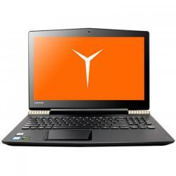 Laptop Lenovo Legion Y520, Intel Core i7-7700HQ, 15.6inch, RAM 16GB, SSD 256GB, nVidia GeForce GTX 1050 Ti 4GB, Free Dos, Black-Gold