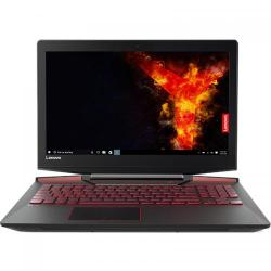 Laptop Lenovo Legion Y720, Intel Core i7-7700HQ, 15.6inch, RAM 16GB, HDD 1TB + SSD 512GB, nVidia GeForce GTX 1060 6GB, Windows 10, Black