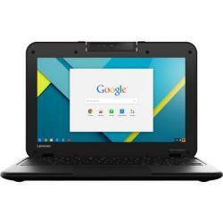 Laptop Lenovo N22-20 Chromebook, Intel Celeron N3050, 11.6inch, RAM 2GB, eMMC 32GB, Intel HD Graphics, Chrome OS, Black