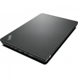 Laptop Lenovo ThinkPad E460, Intel Core i3-6100U, 14inch, RAM 4GB, HDD 500GB, Intel HD Graphics 520, Free Dos, Graphite Black