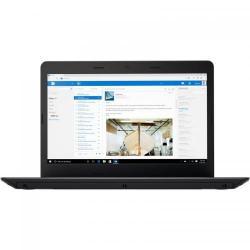 Laptop Lenovo ThinkPad E470, Intel Core i7-7500U, 14inch, RAM 8GB, SSD 256GB, nVidia GeForce 940MX 2GB, Free Dos, Black