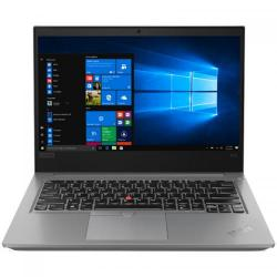 Laptop Lenovo ThinkPad E480, Intel Core i5-8250U, 14inch, RAM 8GB, SSD 256GB, Intel UHD Graphics 620, Windows 10 Pro, Silver