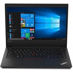Laptop Lenovo ThinkPad E490, Intel Core i7-8565U, 14inch, RAM 8GB, HDD 1TB + SSD 256GB, Intel UHD Graphics 620, Windows 10 Pro, Black