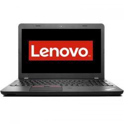 Laptop Lenovo ThinkPad E560, Intel Core i7-6500U, 15.6inch, RAM 8GB, SSD 256GB, AMD Radeon R7 M370 2GB, Free Dos, Graphite Black