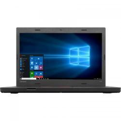 Laptop Lenovo ThinkPad L460, Intel Core i5-6200U, 14inch, RAM 8GB, HDD 500GB, Intel HD Graphics 520, Windows 10 Pro, Black