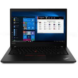 Laptop Lenovo ThinkPad P43s, Intel Core i7-8565U, 14inch, RAM 16GB, SSD 1TB, nVidia Quadro P520 2GB, Windows 10 Pro, Black