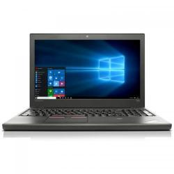 Laptop Lenovo ThinkPad T550, Intel Core i7-5600U, 15.6inch, RAM 16GB, SSD 256GB, nVidia GeForce 940M 1GB, Windows 10 Pro, Black