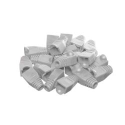 Manson Netrack 105-80 for RJ45 plug, gray, (100 pcs.)