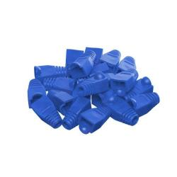 Manson Netrack 105-81 for RJ45 plug, blue, (100 pcs.)