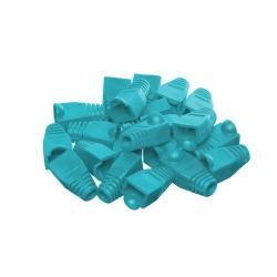 Manson Netrack 105-82 for RJ45 plug, green, (100 pcs.)