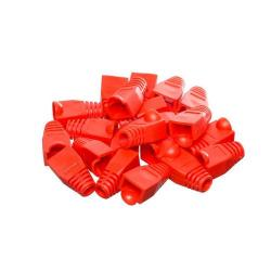 Manson Netrack 105-83 for RJ45 plug, red, (100 pcs.)