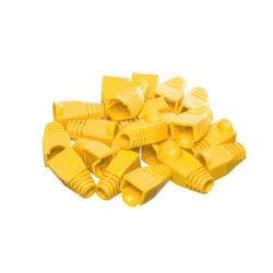 Manson Netrack 105-85 for RJ45 8p plug, yellow, (100 pcs.)
