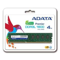 Memorie A-Data Premier 4GB DDR3L-1600Mhz, CL11