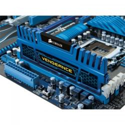 Memorie Corsair Vengeance Blue 8GB DDR3-1600MHz, CL10