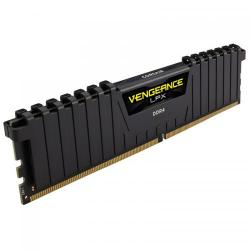 Memorie Corsair Vengeance LPX Black 4GB DDR4-2400MHz, CL14