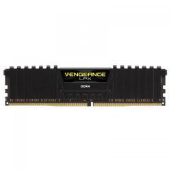 Memorie Corsair Vengeance LPX Black 8GB DDR4-2400MHz, CL14