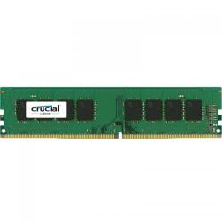 Memorie Crucial 8GB DDR4-2400Mhz, Cl17