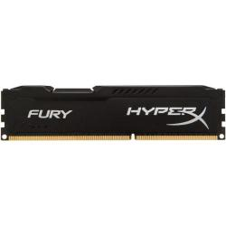 Memorie Kingston HyperX Fury Black Series 4GB DDR3-1600Mhz, CL10
