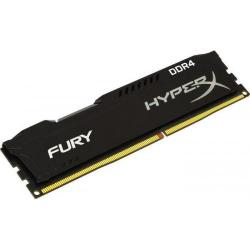 Memorie Kingston HyperX FURY Black Series 4GB DDR4-2400MHz, CL15
