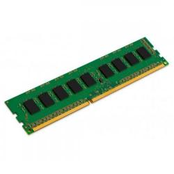 Memorie server Kingston, 4GB 1600MHz, Unbuffered  ECC Single Rank Module