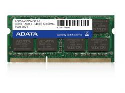 Memorie SO-DIMM A-Data 4GB DDR3-1600Mhz, CL11