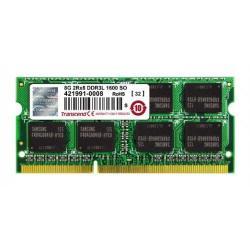 Memorie SO-DIMM Transcend JetRam 8GB DDR3L-1600MHz pentru iMAC