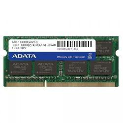 Memorie SO-DIMMADATA, 4GB, DDR3-1333MHz, 1.5V, CL9 - Retail