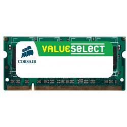 Memorie SODIMM Corsair ValueSelect 1GB, DDR2-667MHz, CL5